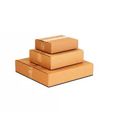 Kraft Mailer Box