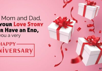 Fantastic Wedding Anniversary Gift Ideas For Loving Parents