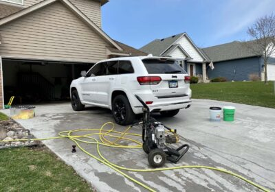 Car Washing Essentials For Every Household Needs