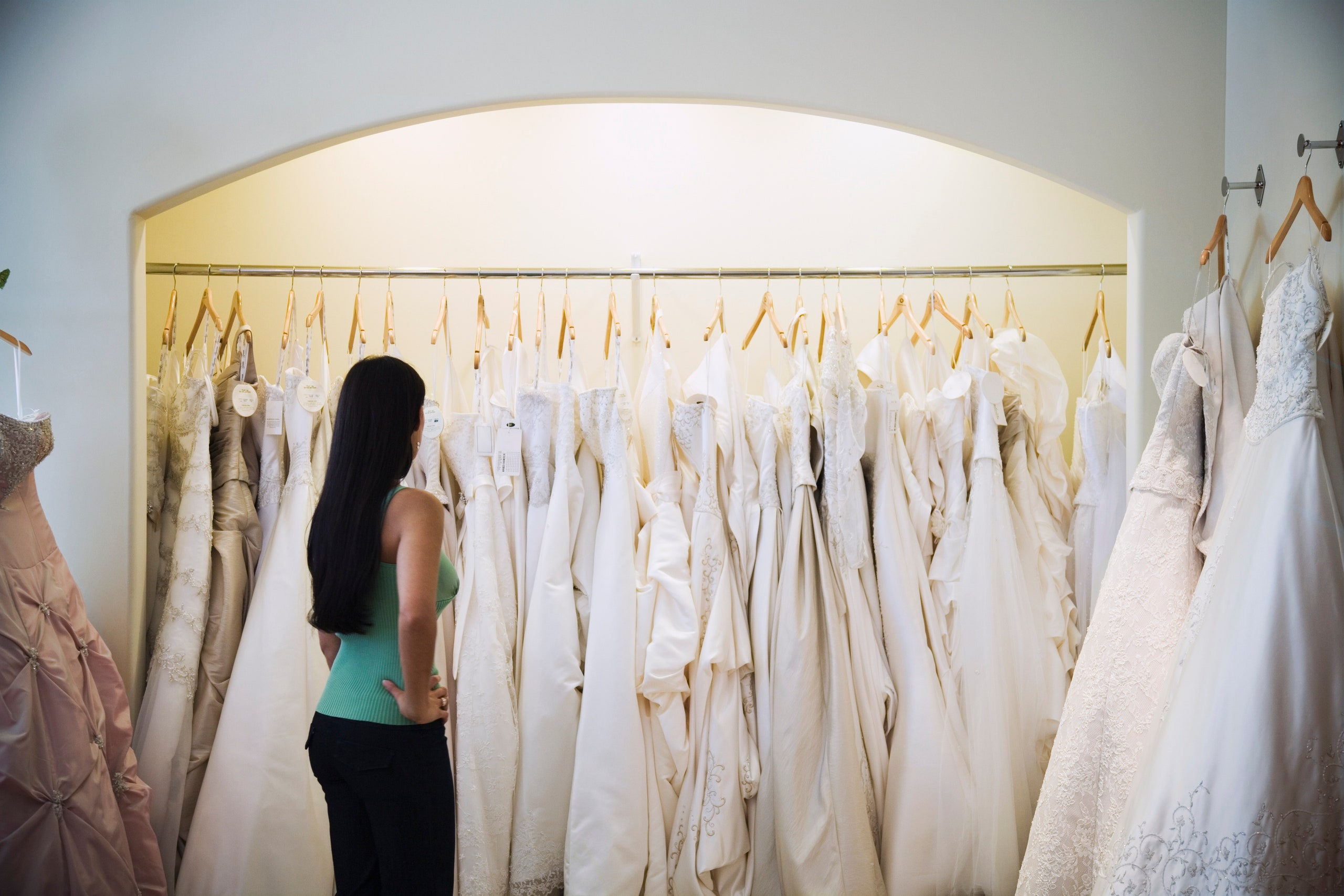 Undergarments to Wear Under Party Dresses
