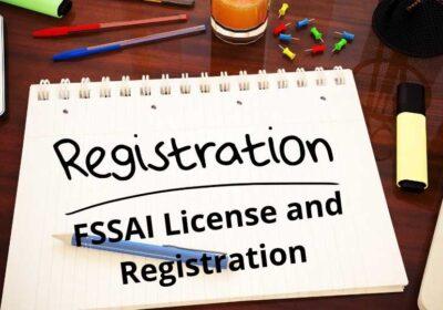 FSSAI License And Registration Online Process