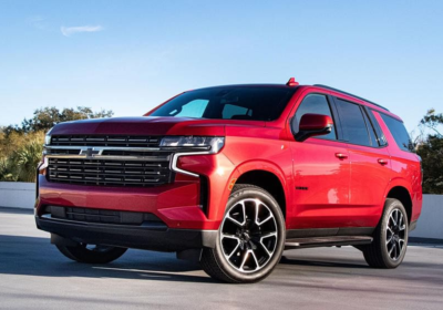 Order Sheet Options Offered on the 2022 Chevrolet Tahoe Models